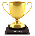 Chess2Play Tournament winner